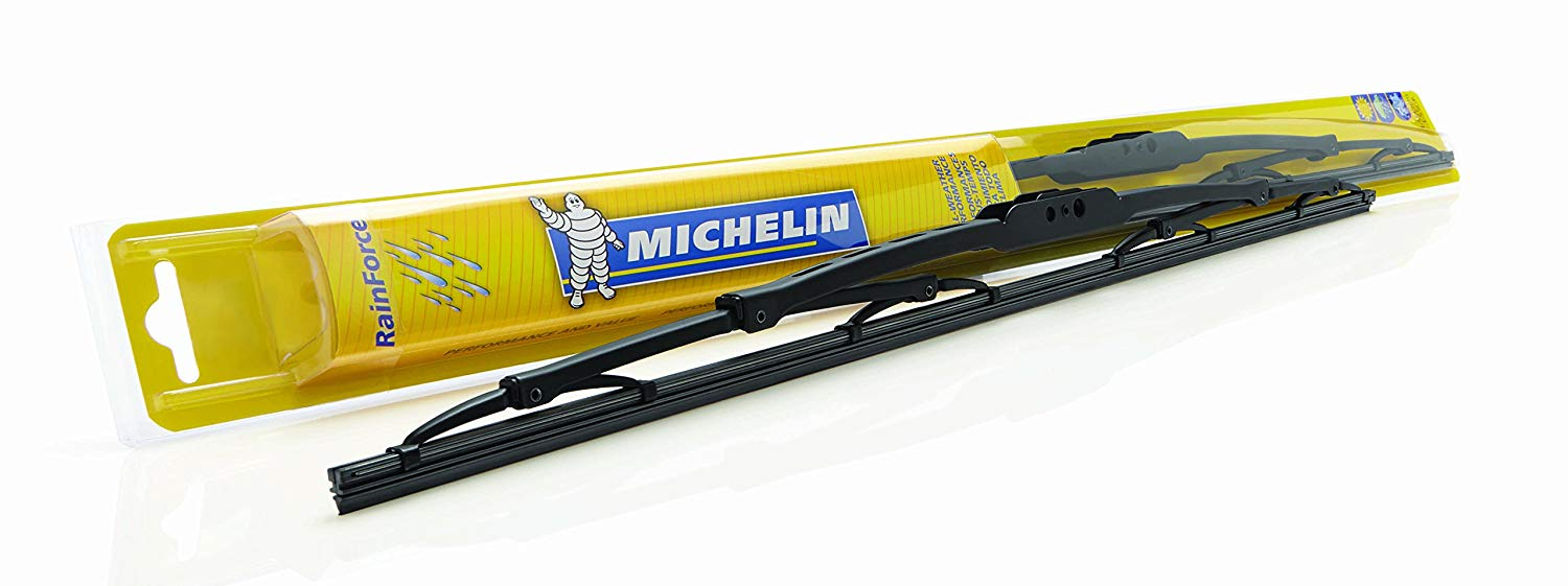 Michelin-3714-RainForce-All-Weather-Performance-Windshield-Wiper blade